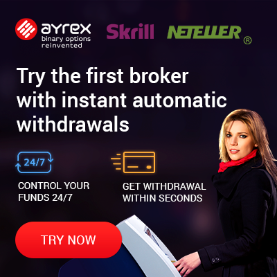 Binary options instant withdrawal