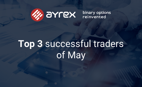 top 3 successful traders of may